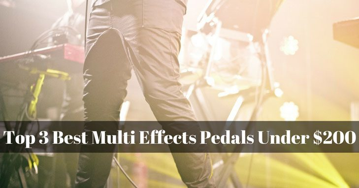 best multi effects pedal under 200