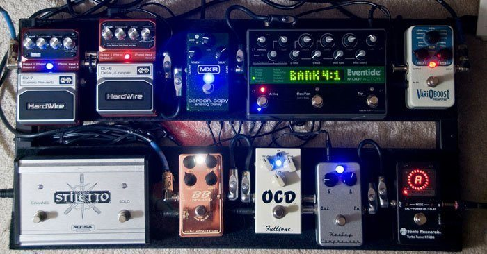 best overdrive pedal for small tube amp