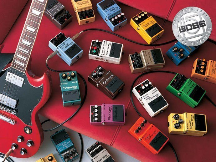 best boss pedals to own