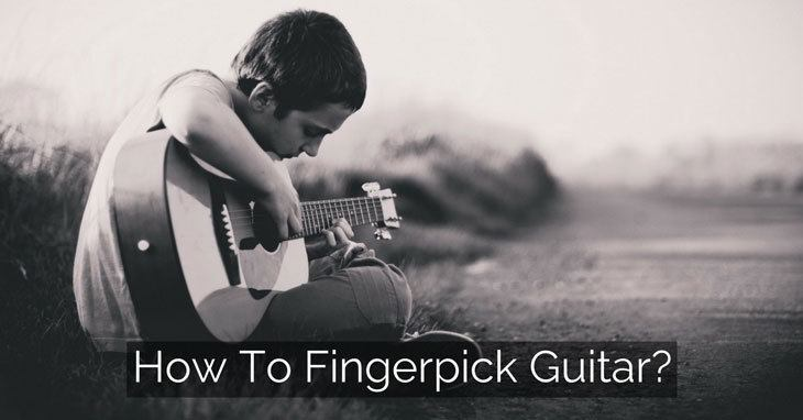 how to fingerpick guitar?