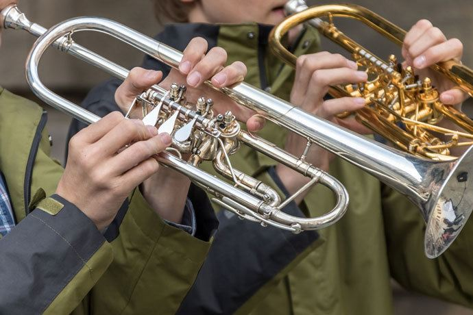 how much does a trumpet cost to buy