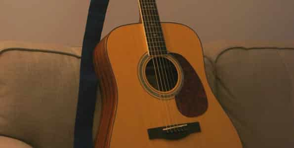 best acoustic guitar with low action