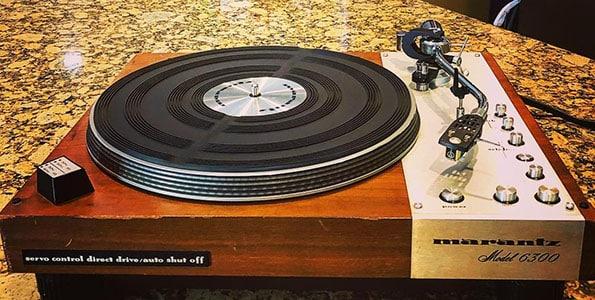 Tube Amps for Vinyl Turntables