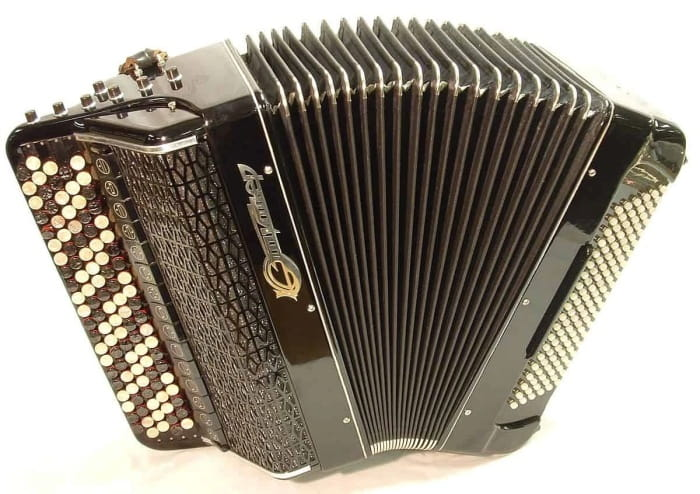 accordion bellows