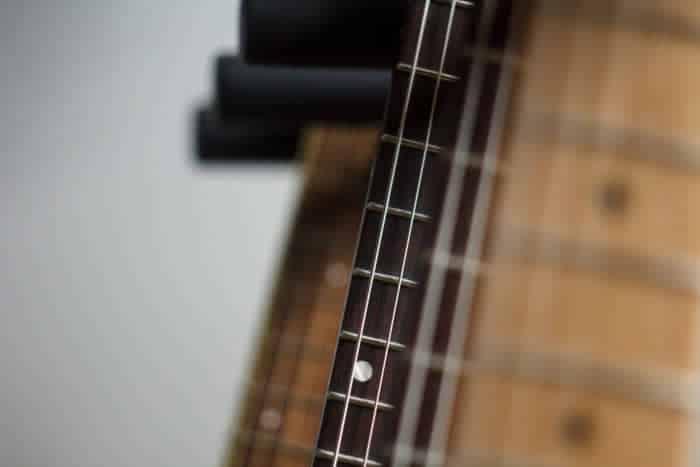 how often should I oil my guitar fretboard