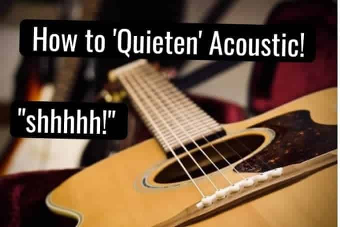 How can I practice guitar quietly