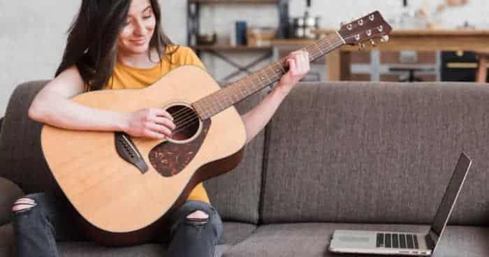 how to practice guitar quietly