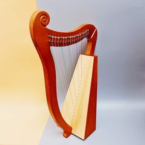 Origin Of The Harp