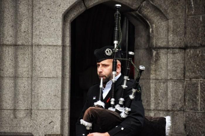 Bagpipes Irish Or Scottish