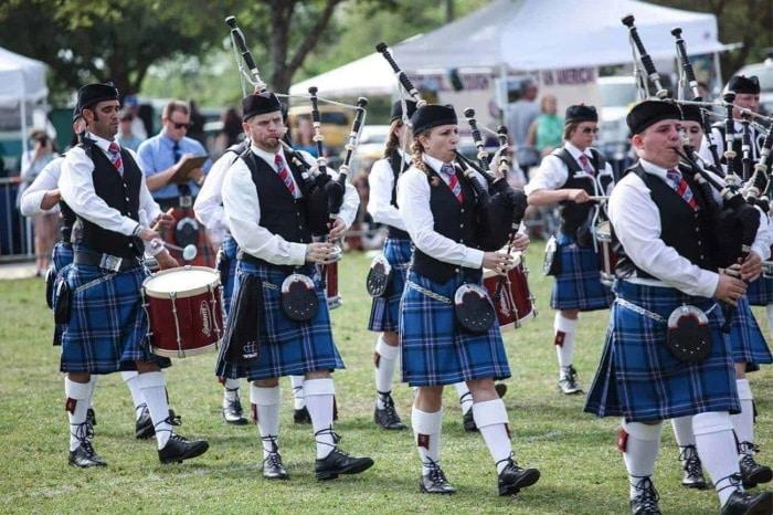Bagpipes Scottish Or Irish