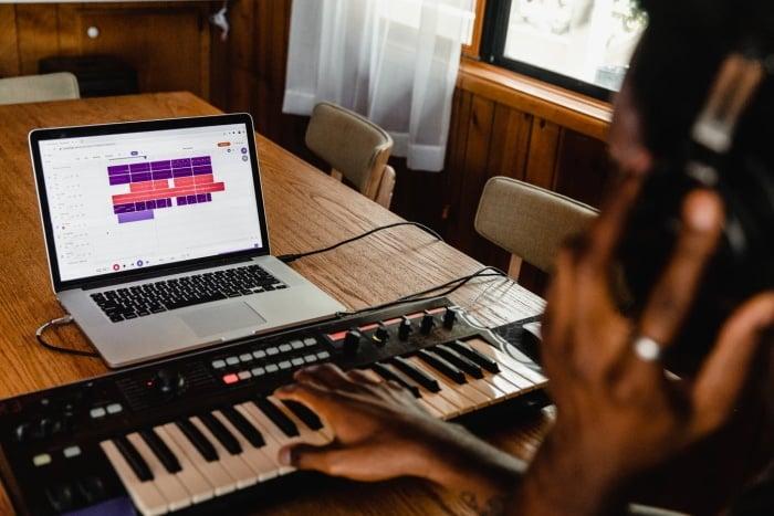 Beat Making Keyboard