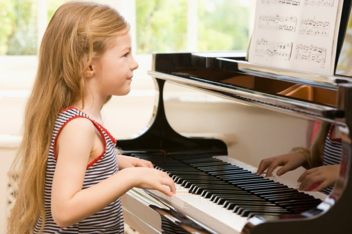 How To Teach Piano To A 5 Year Old