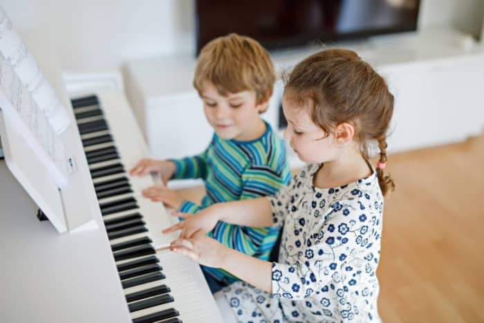 Piano Lessons For 5 Year Old