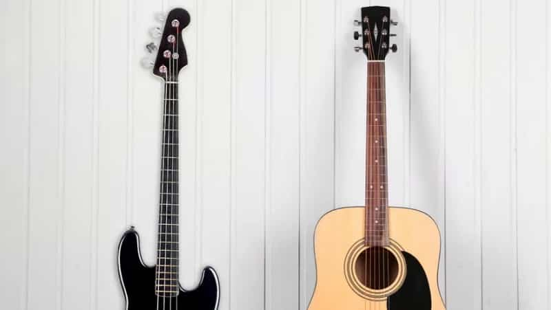 bass and electric Which One Is Easier To Play