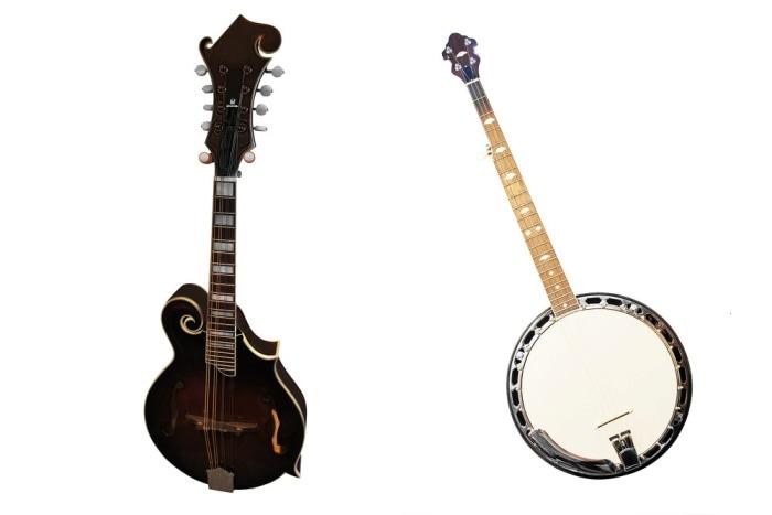 mandolin vs banjo